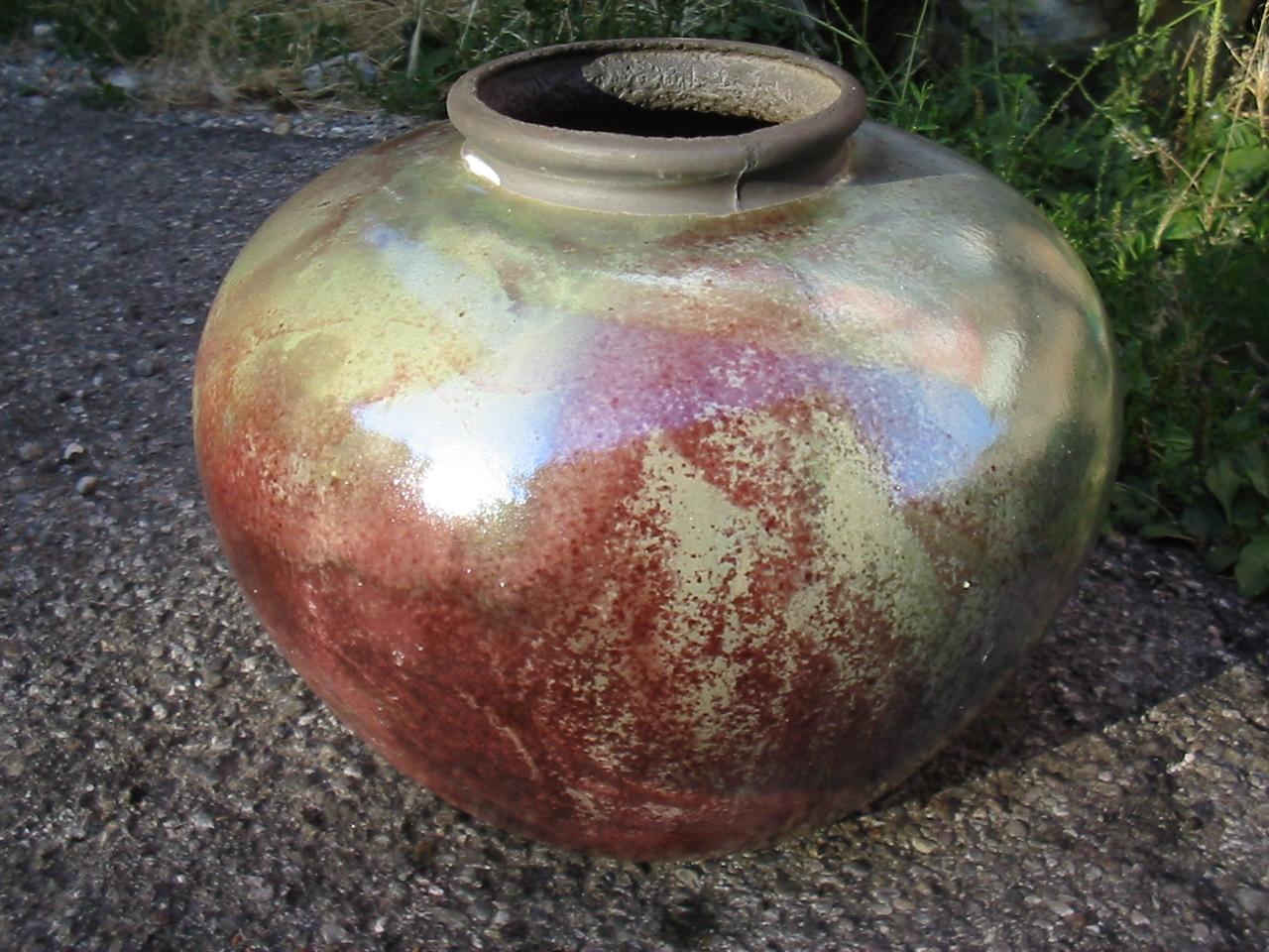 Ceramica raku e artistica