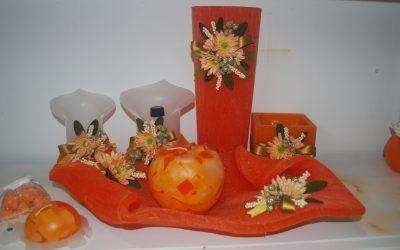 NATALE 2019  Collezione Arancio